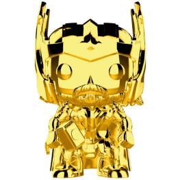 Figura Pop Marvel Studios 10 Thor Gold Chrome