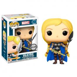 Figura Pop Marvel Valkyrie Exclusive