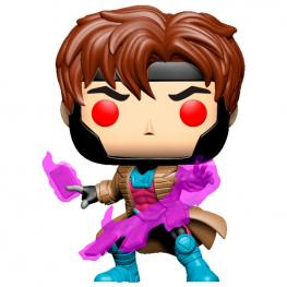 Figura Pop Marvel X-Men Classic Gambit With Cards
