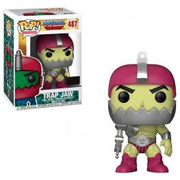 Figura Pop Master Of The Universe Trap Jaw Metallic Exclusive