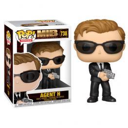 Figura Pop Men In Black International Agent H