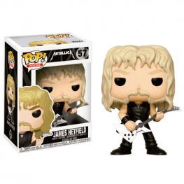 Figura Pop Metallica James Hetfield
