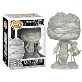 Figura Pop Metallica Lady Justice