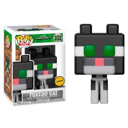 Figura Pop Minecraft Ocelot Chase