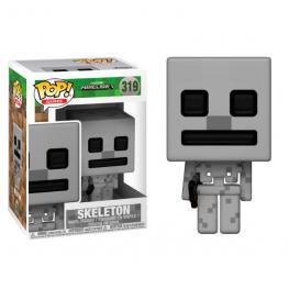 Figura Pop Minecraft Skeleton
