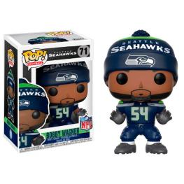 Figura Pop Nfl Seahawks Robby Wagner