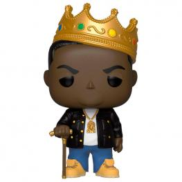 Figura Pop Notorious B.I.G. With Crown
