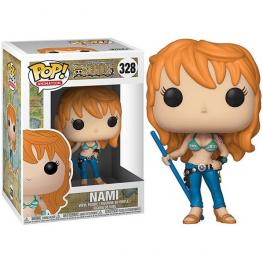 Figura Pop One Piece Nami