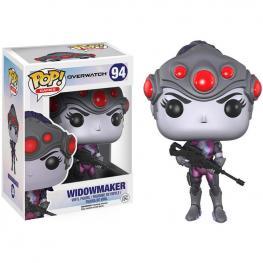 Figura Pop Overwatch Widowmaker