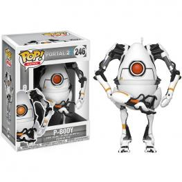 Figura Pop Portal 2 P-Body