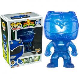 Figura Pop Power Rangers Blue Ranger Morphing Exclusive