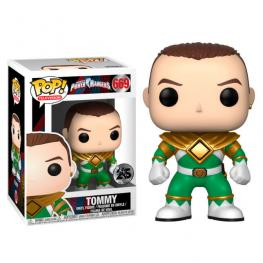 Figura Pop Power Rangers Green Ranger Tommy No Helmet Series 7