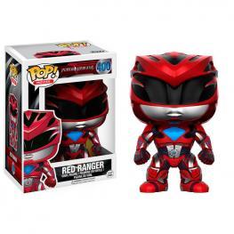 Figura Pop Power Rangers Movie Red Ranger