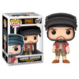 Figura Pop Pubg Sanhok Survivor