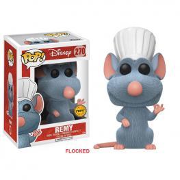 Figura Pop Ratatouille Remy Flocked Chase