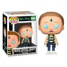 Figura Pop Rick & Morty Death Crystal Morty