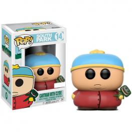 Figura Pop South Park Cartman With Clyde Exclusive
