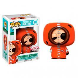 Figura Pop South Park Zombie Kenny Exclusive
