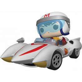 Figura Pop Speed Racer Speed With Mach 5