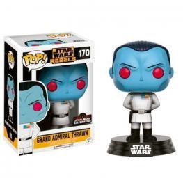 Figura Pop! Star Wars Celebration 2017 Rebels Grand Admiral Thrawn Exclusive
