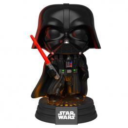 Figura Pop Star Wars Darth Vader Electronic Luz y Sonido