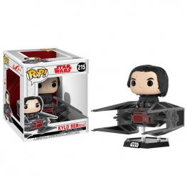 Figura Pop Star Wars Kylo Ren On Tie Fighter