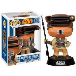 Figura Pop Star Wars Princesa Leia Boushh