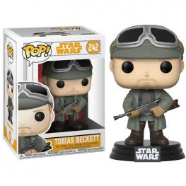 Figura Pop Star Wars Solo Tobias Beckett With Goggles