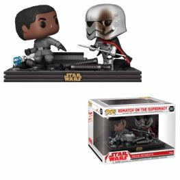 Figura Pop Star Wars The Last Jedi Rematch On The Supremacy