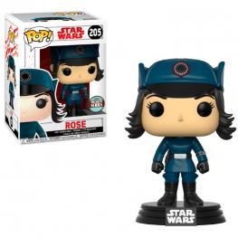 Figura Pop Star Wars The Last Jedi Rose In Disguise Exclusive