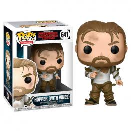 Figura Pop Stranger Things Hopper With Vines