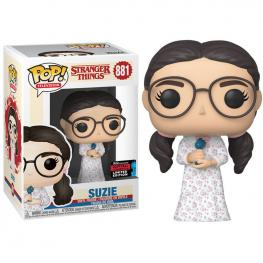 Figura Pop Stranger Things Suzie Exclusive