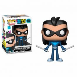 Figura Pop Teen Titans Go! Robin As Nightwing