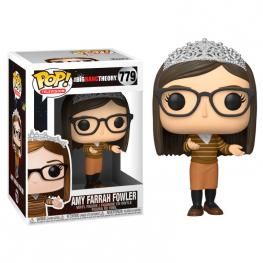 Figura Pop The Big Bang Theory Amy Serie 2