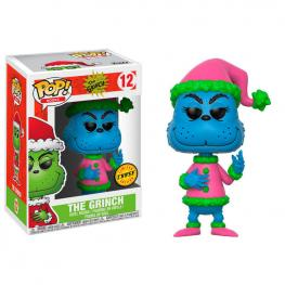 Figura Pop The Grinch In Santa Outfit Chase