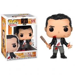 Figura Pop The Walking Dead Negan Clean Shaven