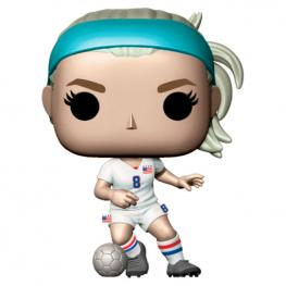 Figura Pop Uswnt Julie Ertz