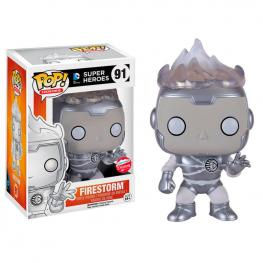 Figura Pop! Vinyl Dc White Lantern Firestorm Limited
