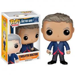 Figura Pop Vinyl Doctor Who Twelfth Doctor