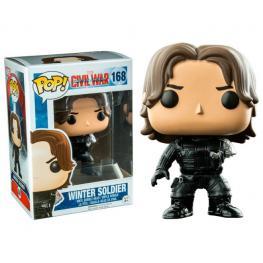 Figura Pop! Vinyl Marvel Captain America Winter Soldier Limited