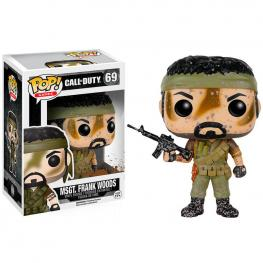 Figura Pop Vinyl Sgt. Frank Woods Call Of Duty