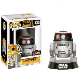 Figura Pop! Vinyl Star Wars Celebration 2017 Rebels Chopper