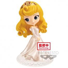 Figura Princess Aurora Bella Durmiente Dreamy Style Disney Q Posket A 14Cm