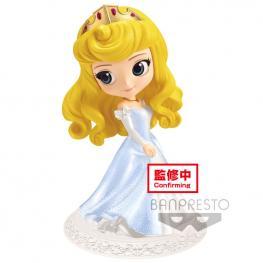 Figura Princess Aurora Bella Durmiente Dreamy Style Disney Q Posket B 14Cm