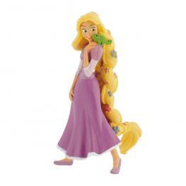 Figura Rapunzel Disney Flores