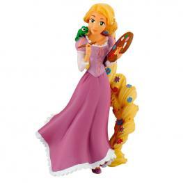 Figura Rapunzel Disney Pintura