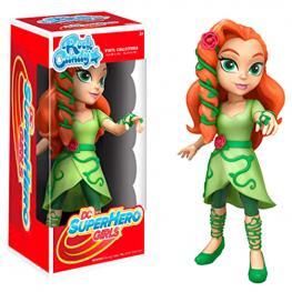 Figura Rock Candy Dc Super Hero Girls Poison Ivy