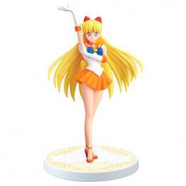Figura Sailor Venus Girls Memories Sailor Moon 16Cm