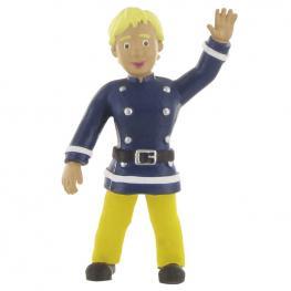 Figura Sam el Bombero Fireman Sam Penni