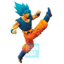 Figura Super Saiyan Son Goku Z Battle Super Saiyan God Dragon Ball Super 16Cm